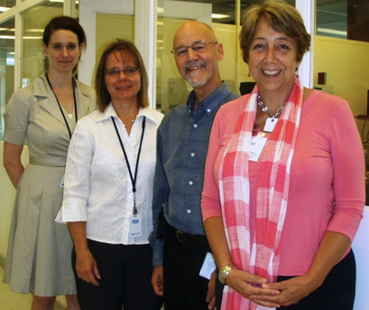 C-EnterNet visits OAHPP TPHL, July 2010