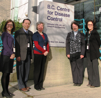 C-EnterNet partners from BCPHMRL