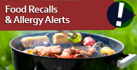 Food Recalls and Allergy Alerts