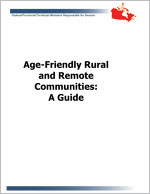 Age-Friendly Rural and Remote Communities: A Guide
